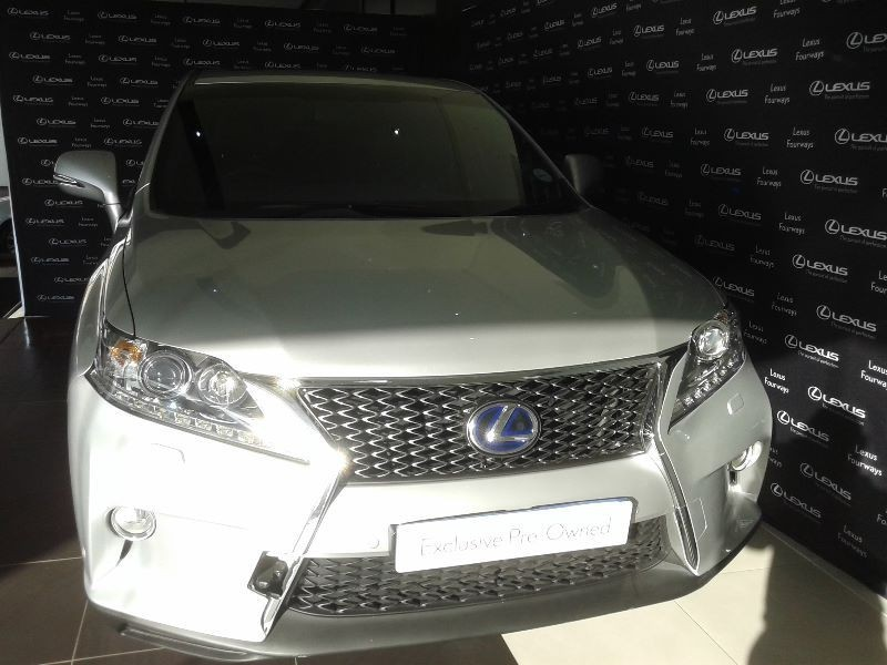 used lexus rx 450h f sport for sale in gauteng id 1604892. Black Bedroom Furniture Sets. Home Design Ideas