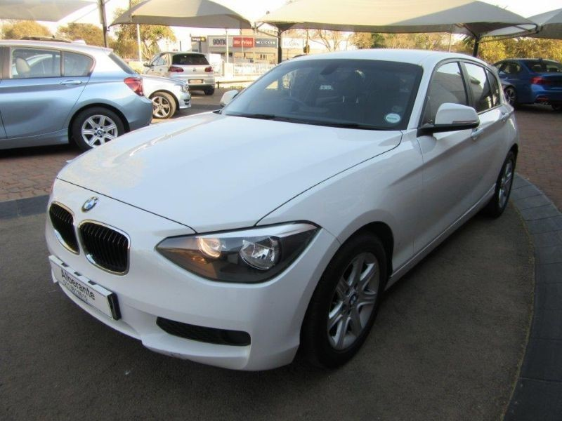 used bmw 1 series 2012 bmw 116i auto for sale in gauteng. Black Bedroom Furniture Sets. Home Design Ideas