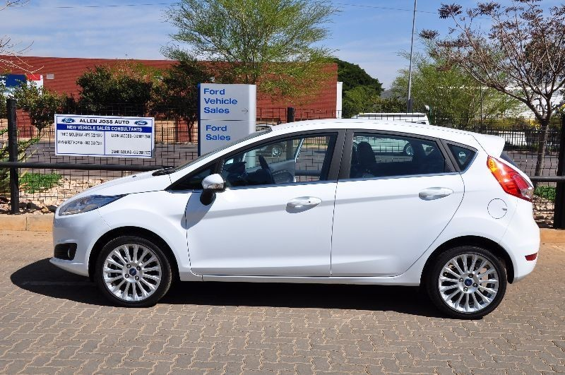 Used Ford Fiesta 1 0 Ecoboost Auto Titanium With Leather Seats For Sale In Gauteng