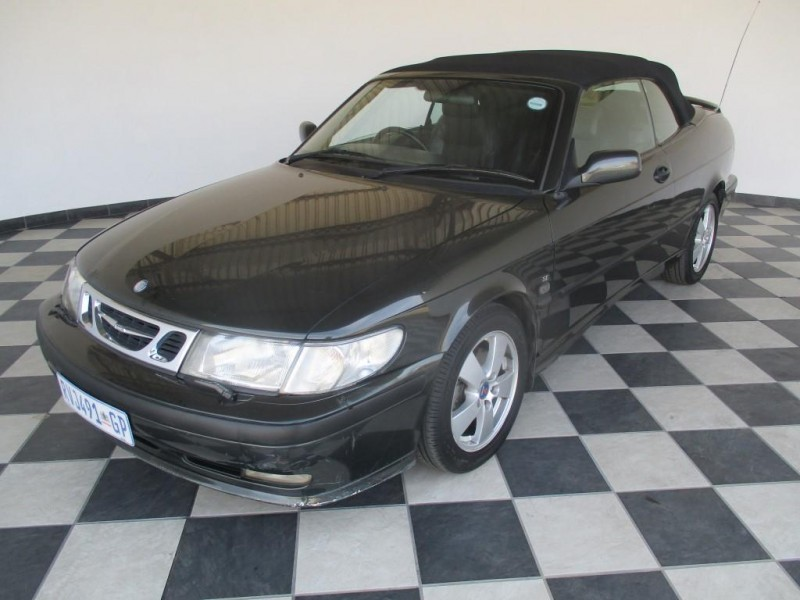 used saab 9 3 aero ts convertible a t for sale in gauteng id 1605678. Black Bedroom Furniture Sets. Home Design Ideas