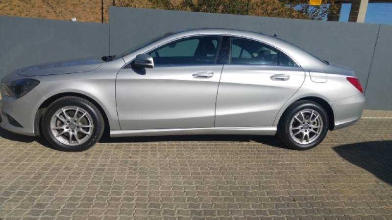 used mercedes benz cla class cla200 auto for sale in mpumalanga id 1606552. Black Bedroom Furniture Sets. Home Design Ideas