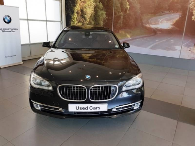 used bmw 7 series 750i innovation f01 for sale in gauteng id 1606639. Black Bedroom Furniture Sets. Home Design Ideas