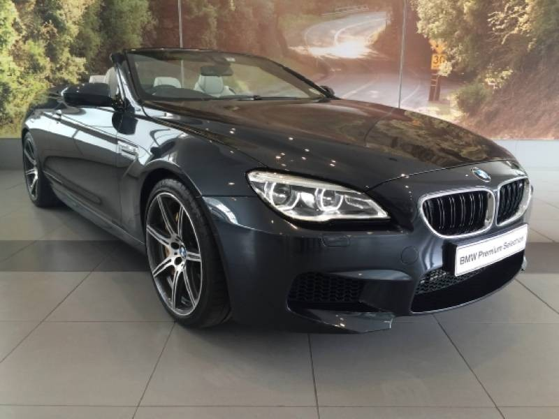 used bmw m6 convertible f12 for sale in gauteng id 1606661. Black Bedroom Furniture Sets. Home Design Ideas