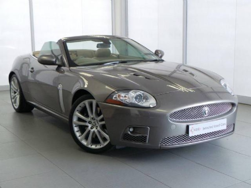 used jaguar xk xkr convertible for sale in western cape id 1607162. Black Bedroom Furniture Sets. Home Design Ideas