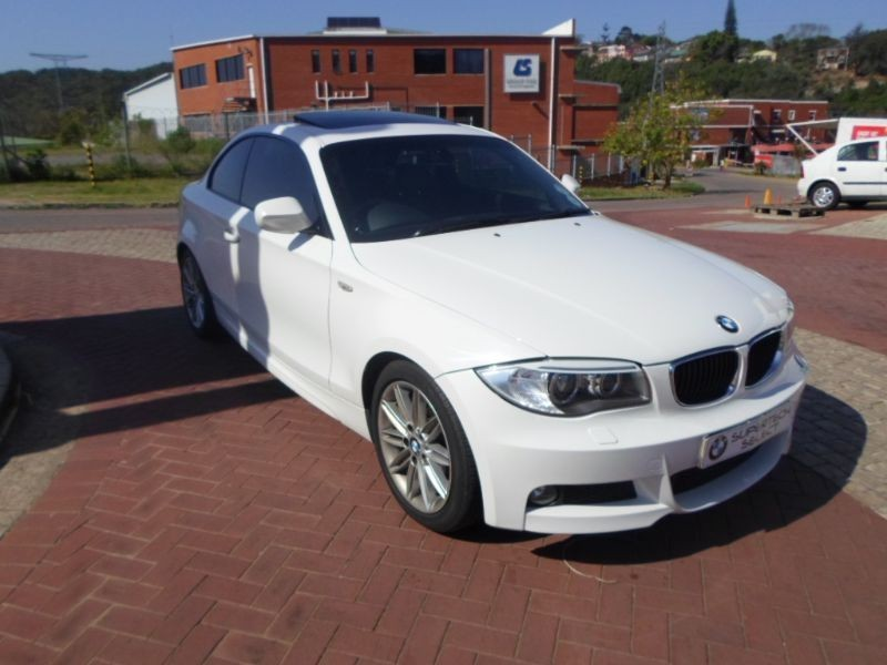used bmw 1 series 120d coupe sport a t for sale in kwazulu natal id 1607746. Black Bedroom Furniture Sets. Home Design Ideas