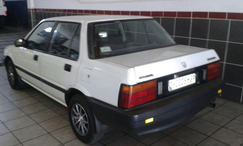 used honda ballade 150 4 dr for sale in gauteng