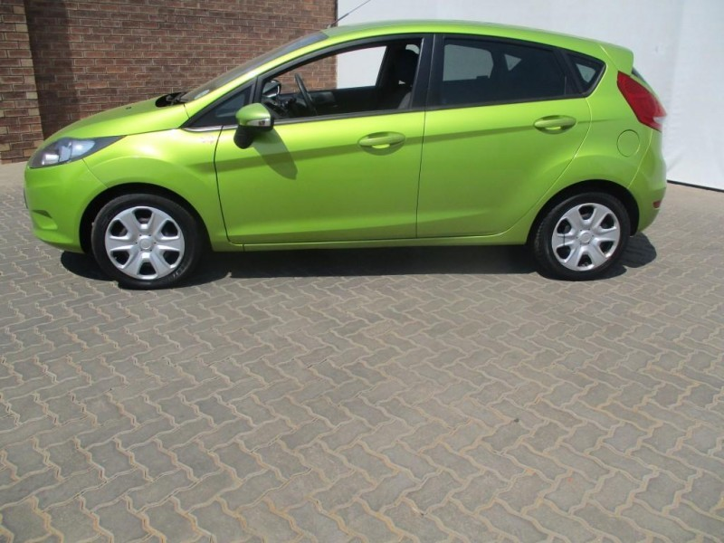 used ford fiesta 1 6 tdci trend 5dr for sale in gauteng id 1607883. Black Bedroom Furniture Sets. Home Design Ideas