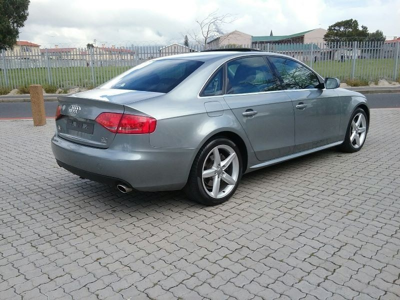 used audi a4 3 2 fsi quattro ambient tip b8 for sale in. Black Bedroom Furniture Sets. Home Design Ideas