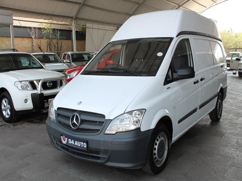 Used mercedes benz vito 113 cdi f c p v for sale in for Mercedes benz vito for sale