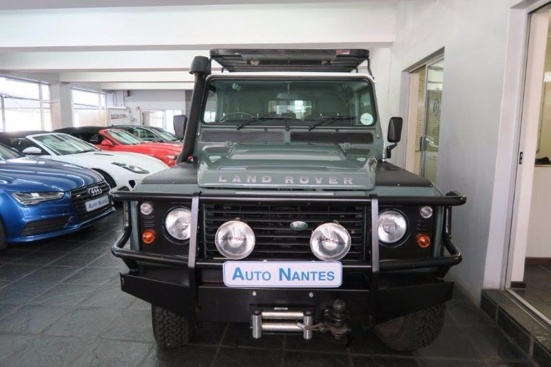 used land rover defender puma 110 sw for sale in western cape id 1608448. Black Bedroom Furniture Sets. Home Design Ideas