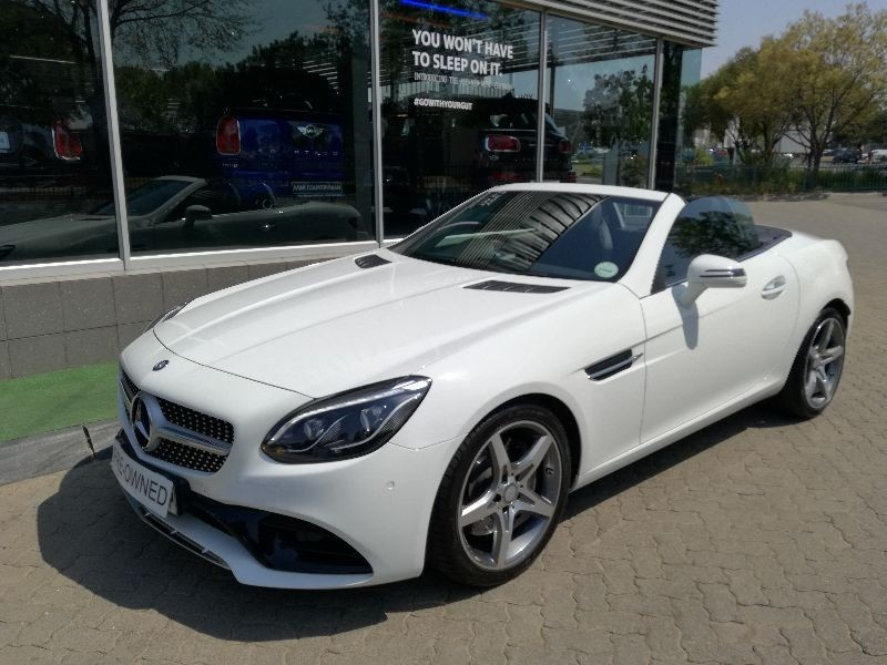 used mercedes benz slc class slc 300 amg line for sale in. Black Bedroom Furniture Sets. Home Design Ideas