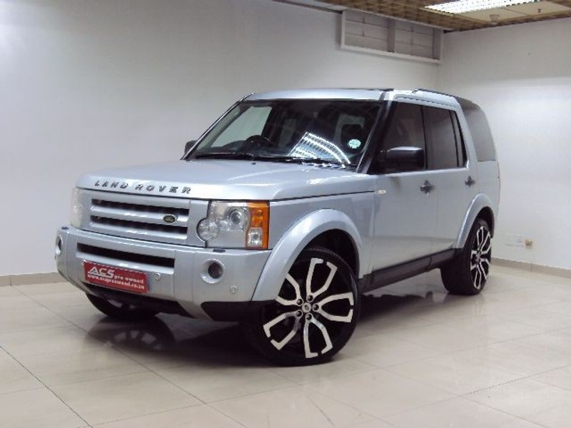 used land rover discovery 3 tdv6 hse auto 7 seater for. Black Bedroom Furniture Sets. Home Design Ideas