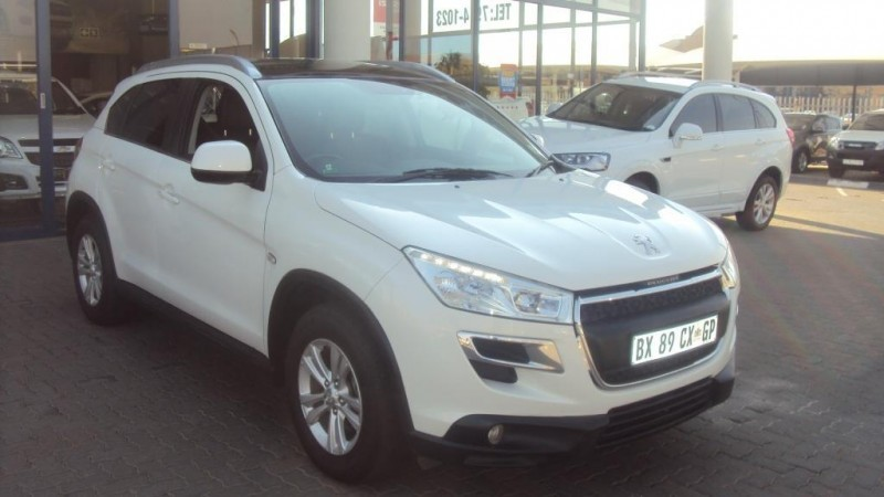 used peugeot 4008 2 0 active 4x4 for sale in gauteng id 1609581. Black Bedroom Furniture Sets. Home Design Ideas