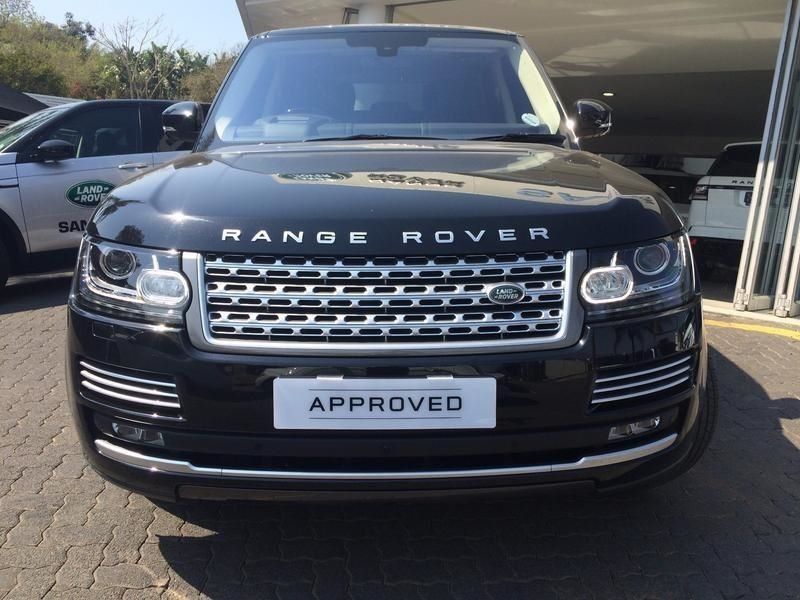used land rover range rover 2015 vogue v8 supercharged autobiography for sale in gauteng cars. Black Bedroom Furniture Sets. Home Design Ideas