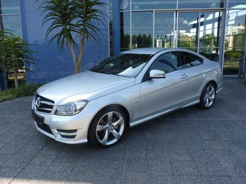 Used mercedes benz c class c250 cdi be coupe a t for sale for Mercedes benz pretoria