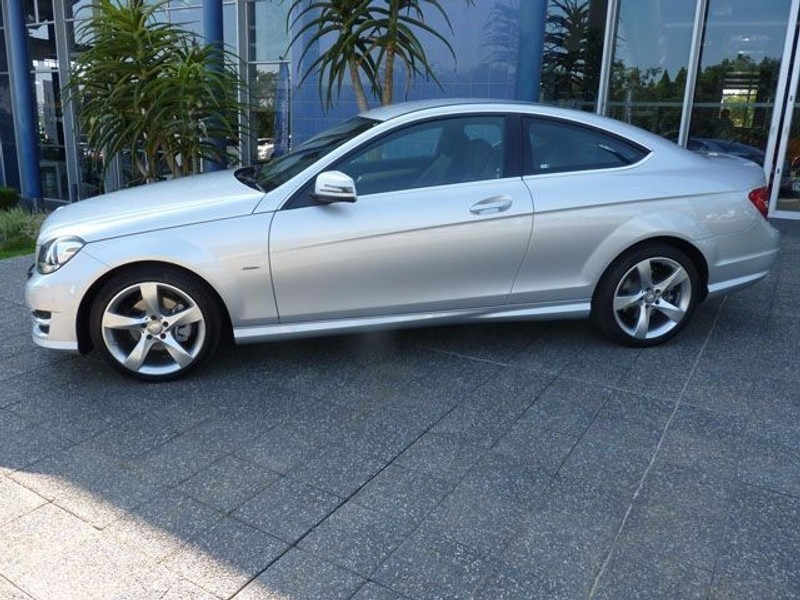 used mercedes benz c class c250 cdi be coupe a t for sale