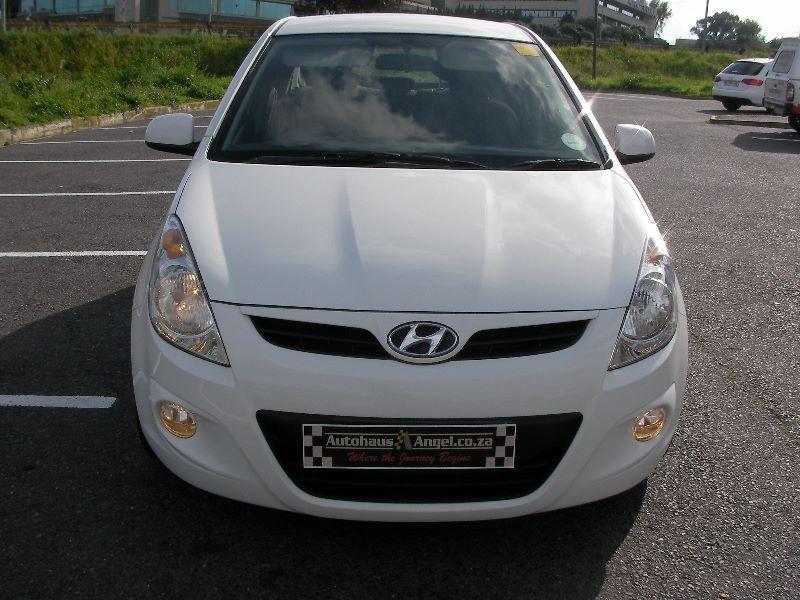 Used Hyundai I20 1 6 For Sale In Western Cape Cars Co Za