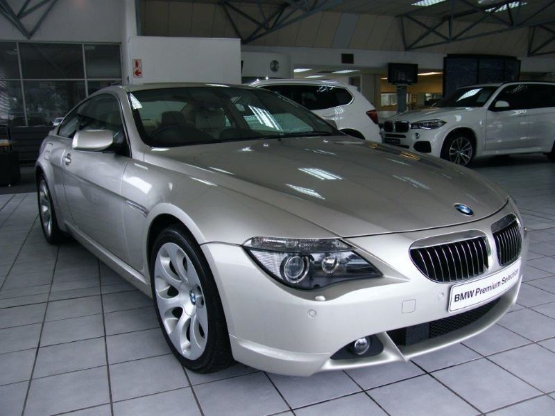used bmw 6 series 650i coupe sport smg e63 for sale in. Black Bedroom Furniture Sets. Home Design Ideas