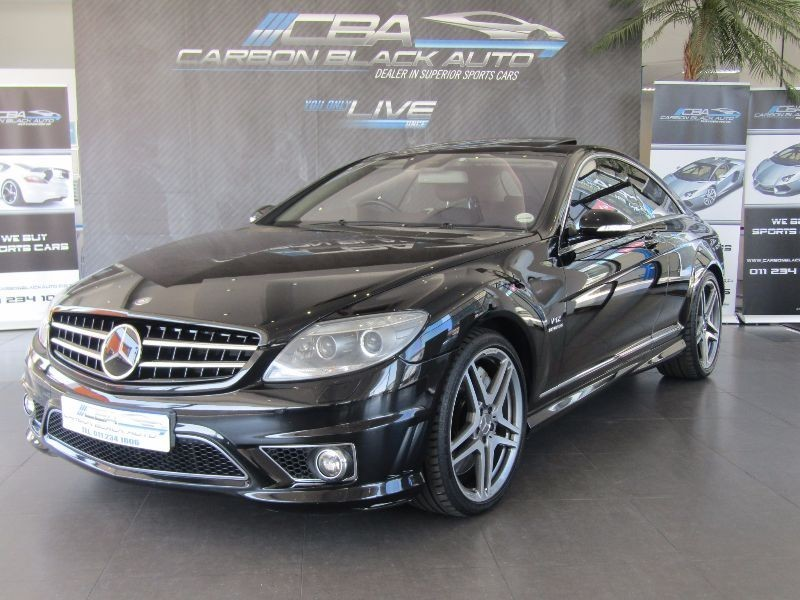 Used mercedes benz cl class cl 65 amg for sale in gauteng for Mercedes benz cl class for sale