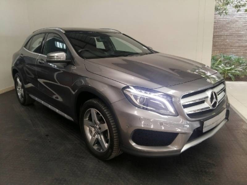 Used mercedes benz gla class 250 4matic for sale in for Mercedes benz gla class 250
