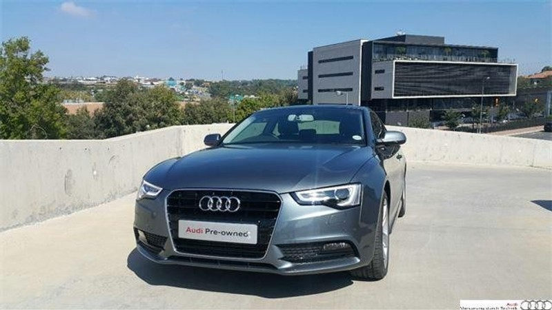 used audi a5 2 0t fsi multi for sale in gauteng id. Black Bedroom Furniture Sets. Home Design Ideas