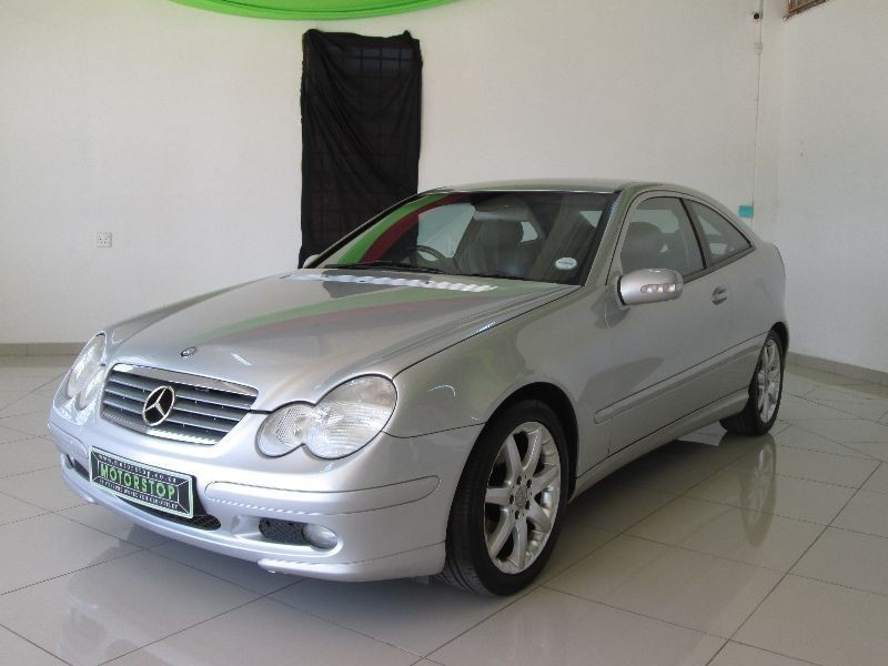 Used mercedes benz c class c230 kompressor sport for sale for Mercedes benz 2002 c230
