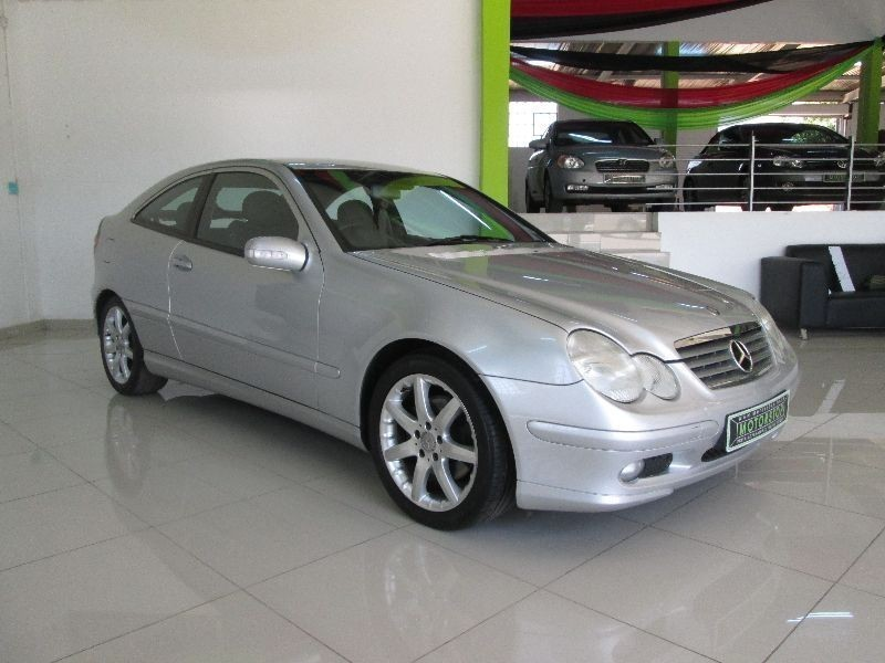 Used mercedes benz c class c230 kompressor sport for sale for 2002 mercedes benz c230 kompressor