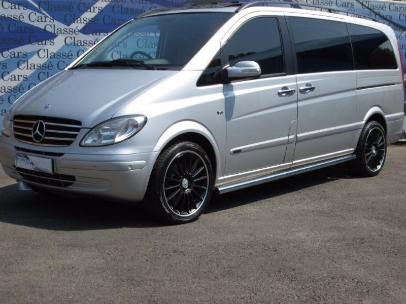 used mercedes benz viano 3 0 cdi v6 ambiente a t for sale in gauteng id 1613261. Black Bedroom Furniture Sets. Home Design Ideas