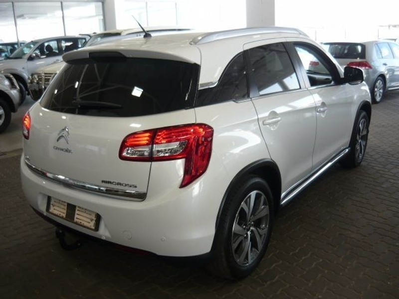 used citroen c4 aircross 2 0 exclusive awd a t for sale in gauteng id 1613267. Black Bedroom Furniture Sets. Home Design Ideas