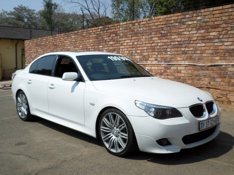 used bmw 5 series 550i sport a t e60 for sale in gauteng id 1613272. Black Bedroom Furniture Sets. Home Design Ideas
