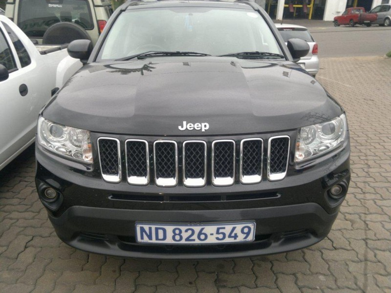 used jeep compass 2 0 cvt ltd for sale in kwazulu natal. Black Bedroom Furniture Sets. Home Design Ideas