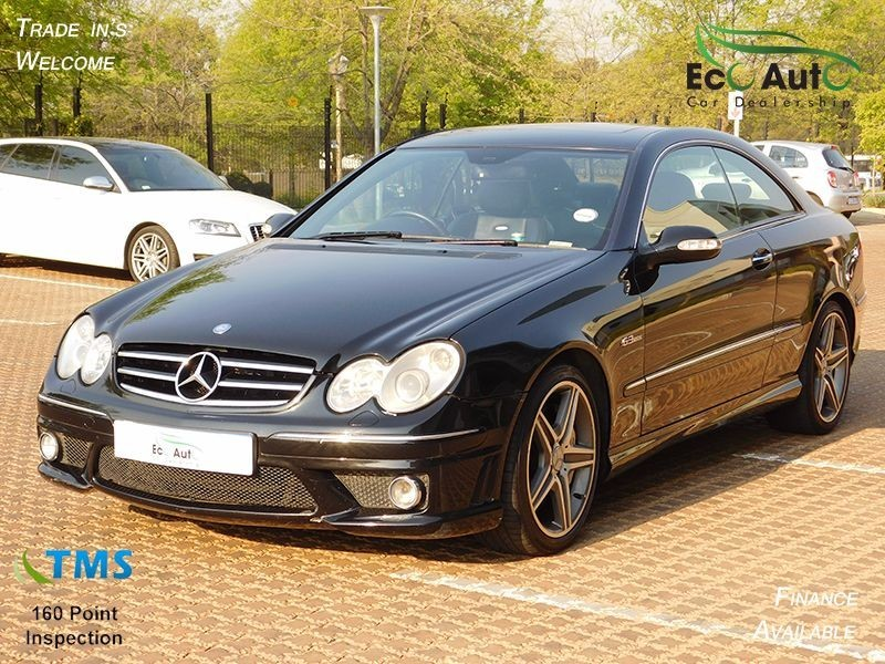 Used mercedes benz clk class clk 63 amg coupe for sale in for 2007 mercedes benz clk