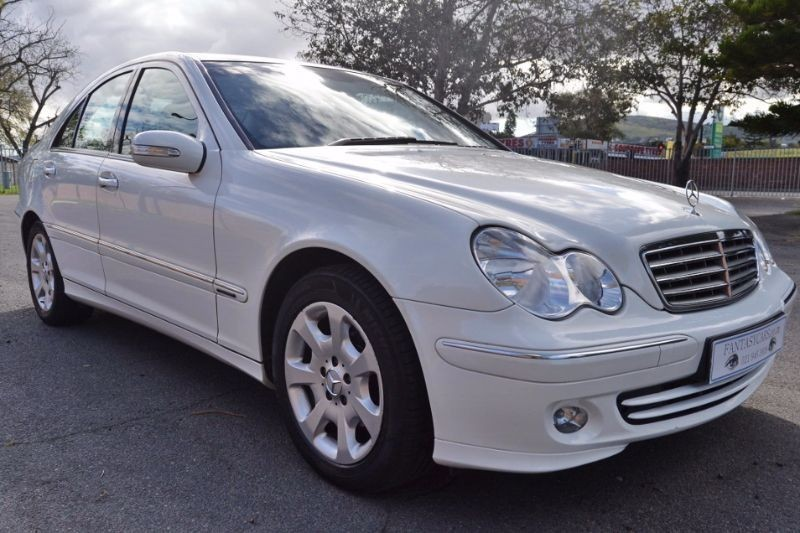 Used mercedes benz c class c220 cdi elegance a t for sale for Mercedes benz c220 cdi for sale