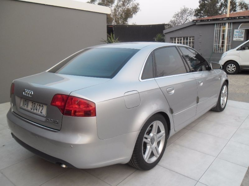 used audi a4 3 0 tdi quattro b7 for sale in gauteng id 1613678. Black Bedroom Furniture Sets. Home Design Ideas