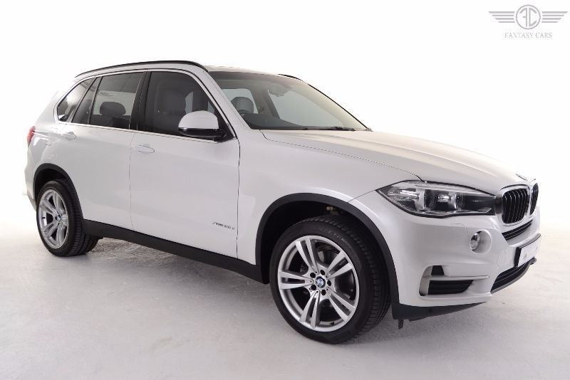 Used Bmw X5 Xdrive30d Sport A T F15 New Shape 190kw For