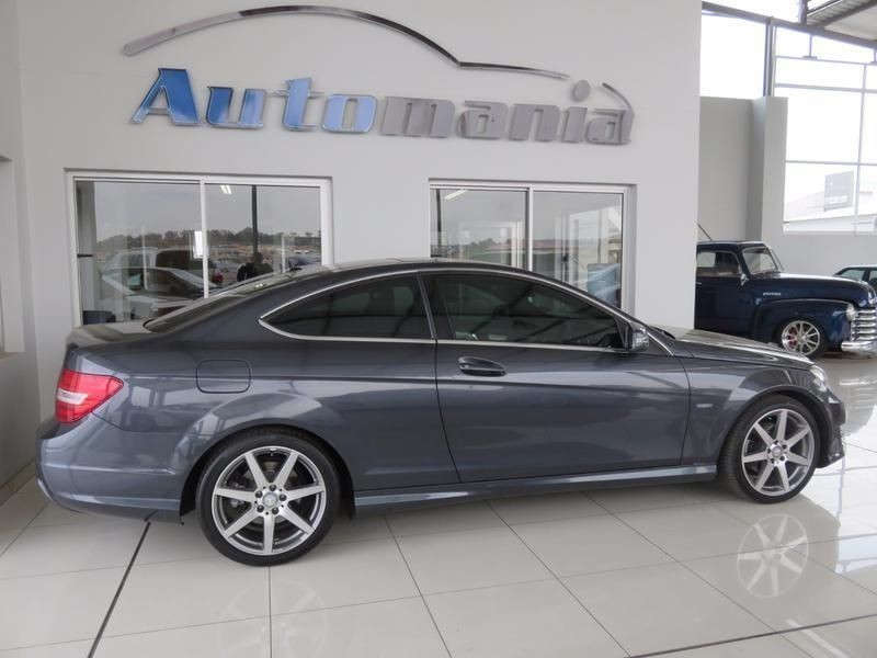 Used mercedes benz c class mercedes benz c class c250 for Mercedes benz c250 coupe for sale