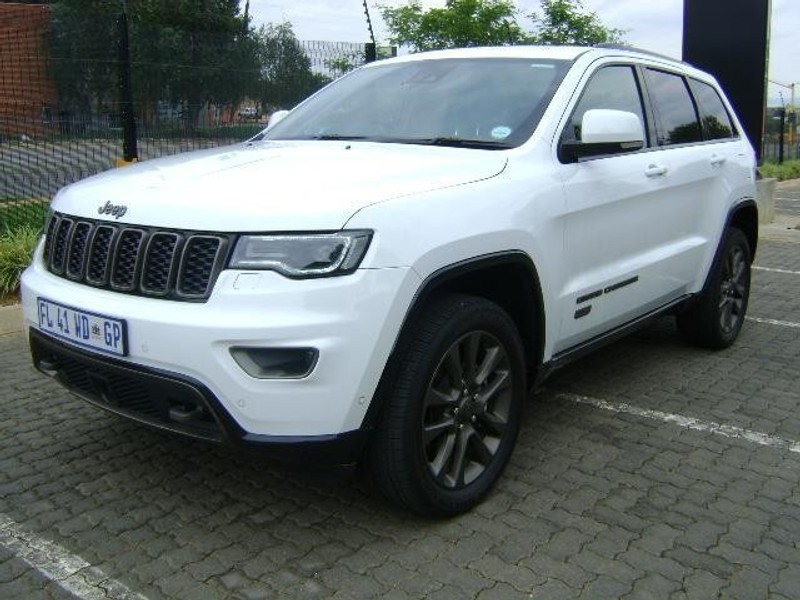 used jeep grand cherokee 3 6 overland for sale in gauteng id 1615854. Black Bedroom Furniture Sets. Home Design Ideas