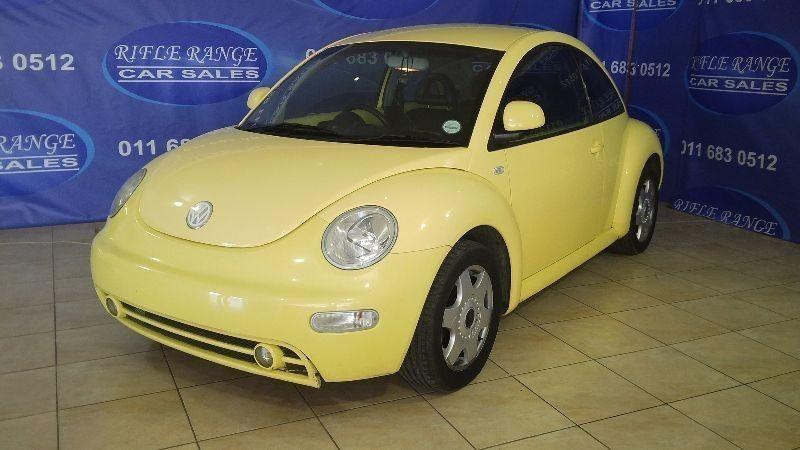 Used volkswagen beetle 2 0 highline for sale in gauteng for 2000 vw beetle window motor