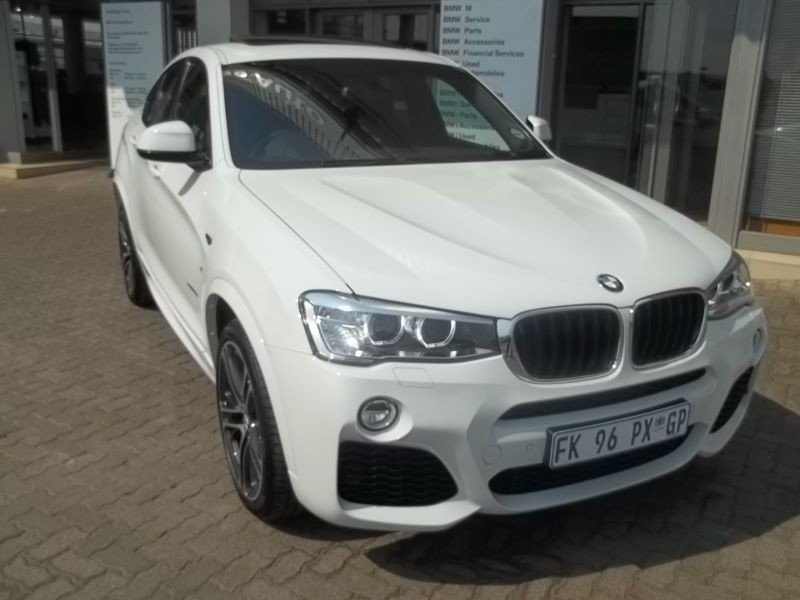 used bmw x4 x4 xdrive20d m sport f26 for sale in gauteng id 1616643. Black Bedroom Furniture Sets. Home Design Ideas