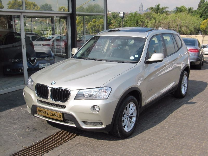 used bmw x3 for sale in gauteng id 1617927. Black Bedroom Furniture Sets. Home Design Ideas