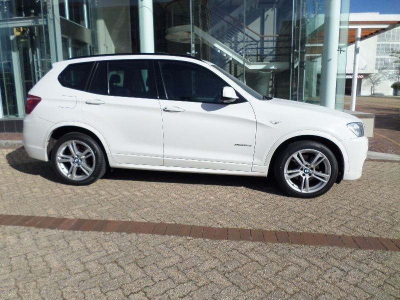 used bmw x3 xdrive 30d m sport auto for sale in western cape id 1618184. Black Bedroom Furniture Sets. Home Design Ideas