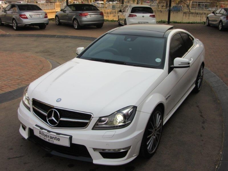 used mercedes benz c class 2013 mercedes benz c63 coupe amg for sale in gauteng id. Black Bedroom Furniture Sets. Home Design Ideas