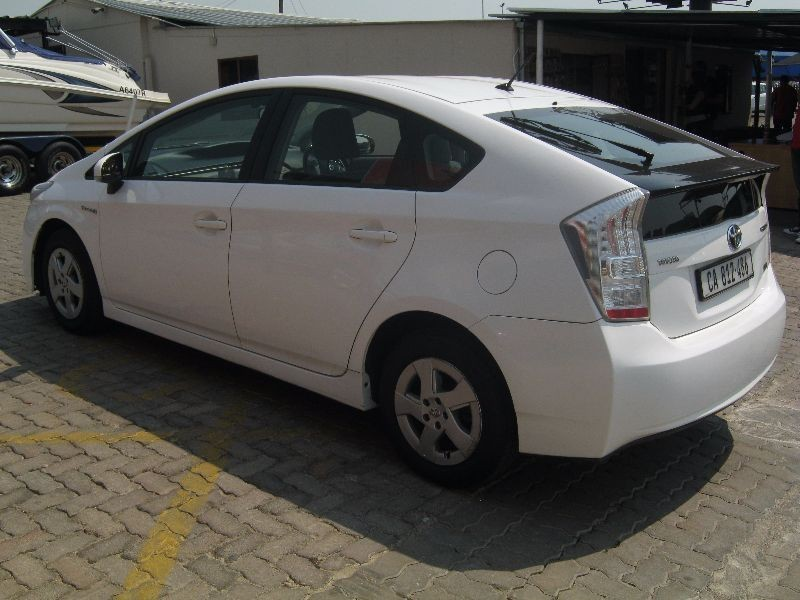 used toyota prius for sale in gauteng id 1618207. Black Bedroom Furniture Sets. Home Design Ideas