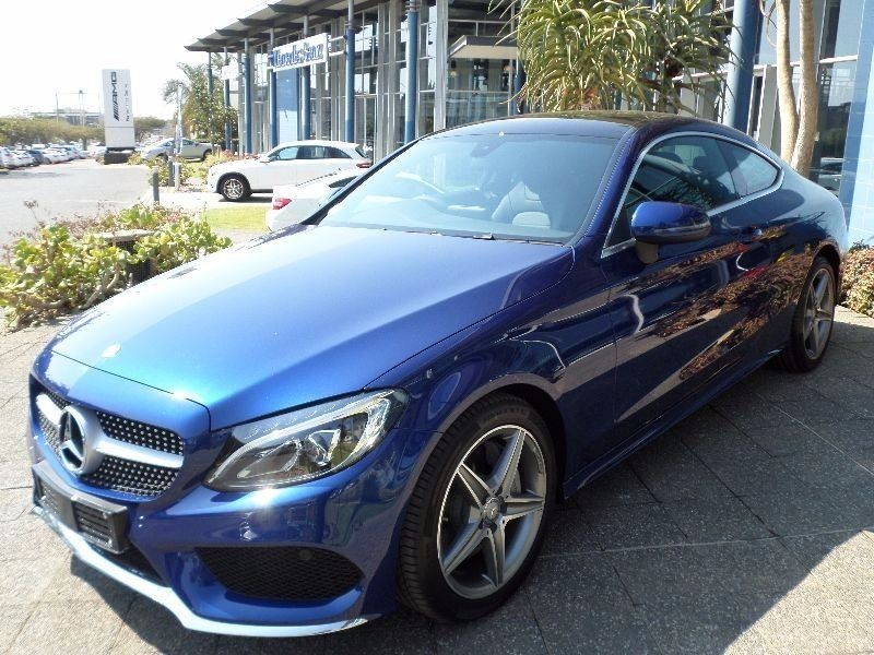 used mercedes benz c class c200 amg coupe auto for sale in gauteng id 1618307. Black Bedroom Furniture Sets. Home Design Ideas
