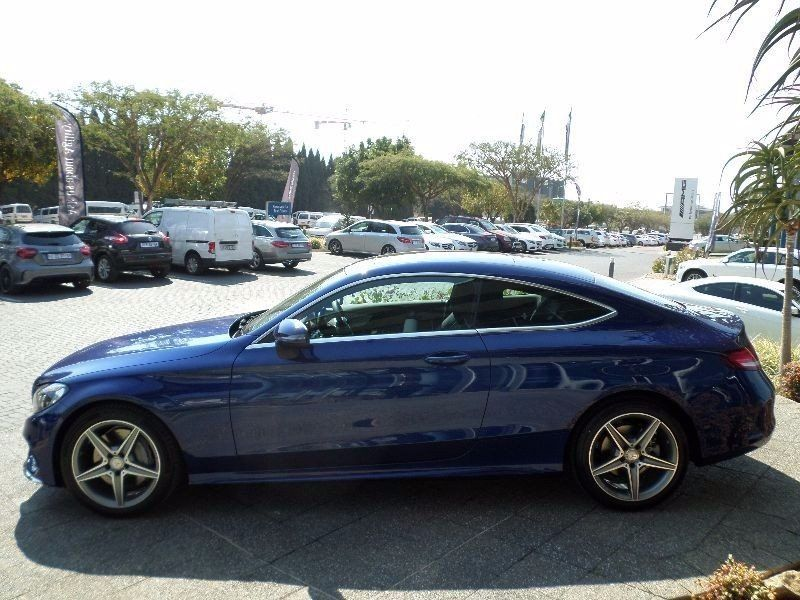Used mercedes benz c class c200 amg coupe auto for sale in for Mercedes benz of greensboro used cars