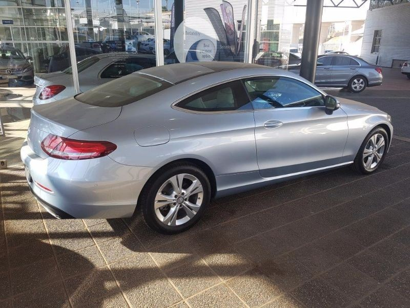 used mercedes benz c class c200 coupe auto for sale in gauteng id 1618422. Black Bedroom Furniture Sets. Home Design Ideas
