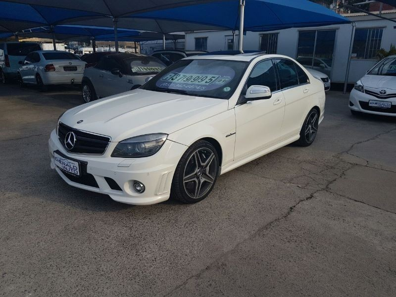 Used mercedes benz c class c63 amg for sale in kwazulu for Mercedes benz c63 amg 2009