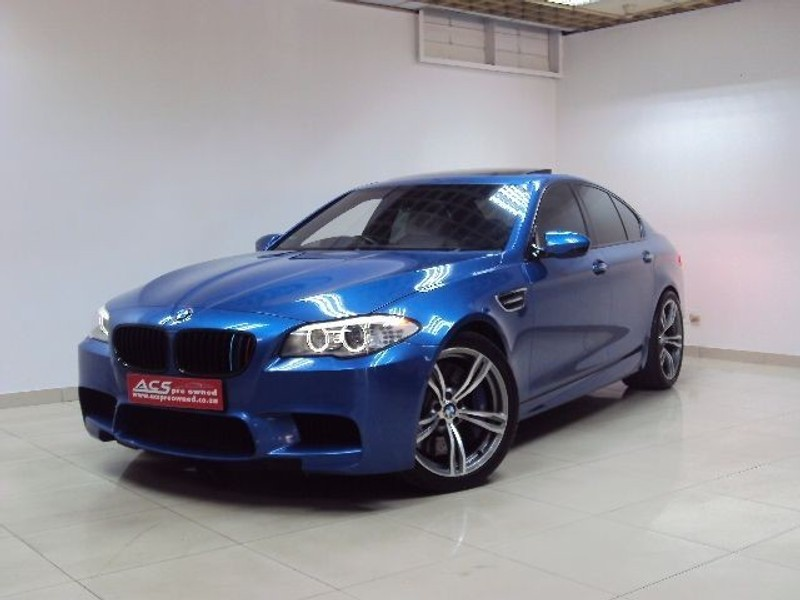 used bmw m5 m dct f10 79000kms rear entertainment for sale in gauteng id 1618953. Black Bedroom Furniture Sets. Home Design Ideas