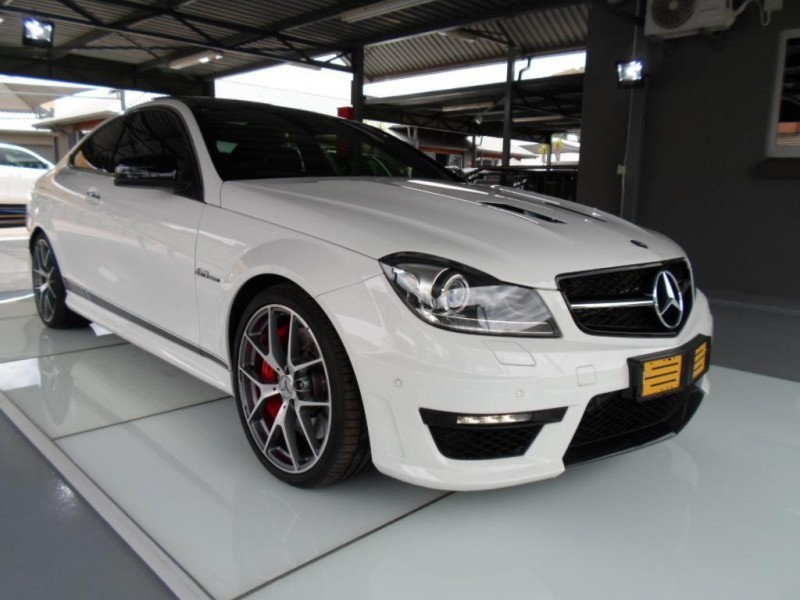 used mercedes benz c class c63 amg coupe for sale in gauteng id 1619415. Black Bedroom Furniture Sets. Home Design Ideas