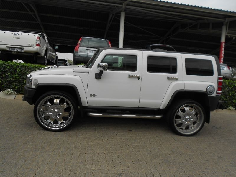 used hummer h3 adventure for sale in gauteng id 1620324. Black Bedroom Furniture Sets. Home Design Ideas